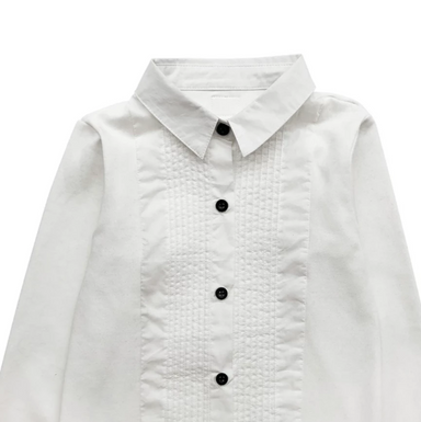 The Tiny Universe Tiny Formal Button Down Shirt on Design Life Kids