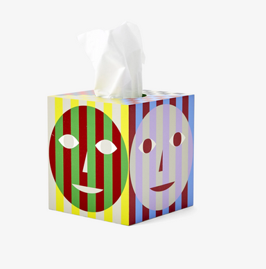 Areaware Dusen Dusen Everybody Tissue Box on Design Life Kids