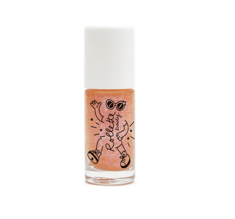 Nailmatic All Natural Body Glitter on Design Life Kids