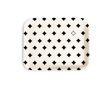 Young Lux Scandinavian Bamboo Plate on Design Life Kids
