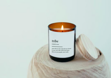 The Commonfolk Collective Tribe Candle at Design Life Kids
