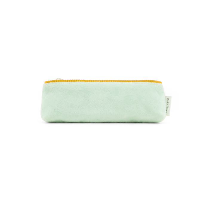 Sticky Lemon Teddy Case on Design Life Kids