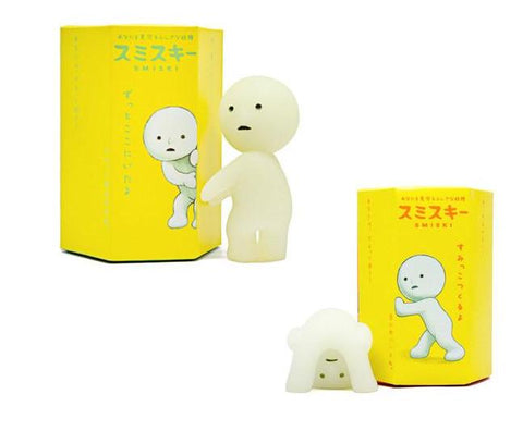 Sonny Angel SMISKI GLOW IN THE DARK DOLL ON DLK