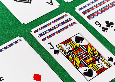 Areaware Solitaire Playing Cards on DLK | designlifekids.com