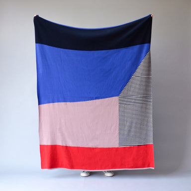 Geometric Bruka Throw on Design Life Kids