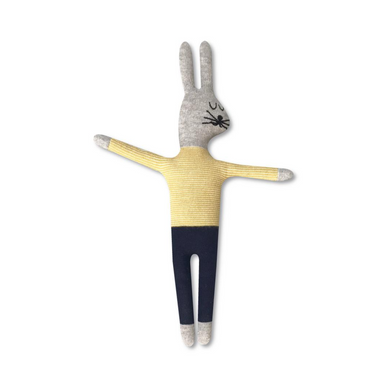 Yellow Rabbit Doll