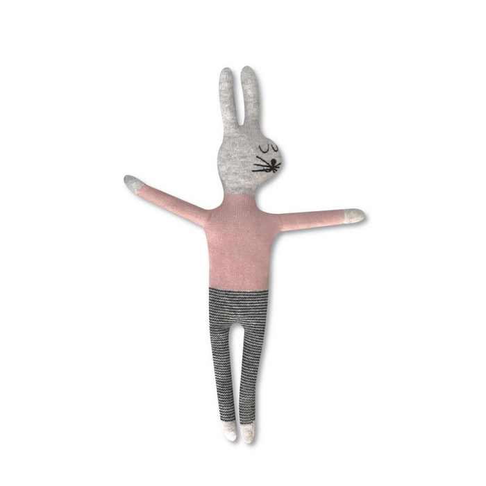 Sophie Home Pink Rabbit Doll on Design Life Kids