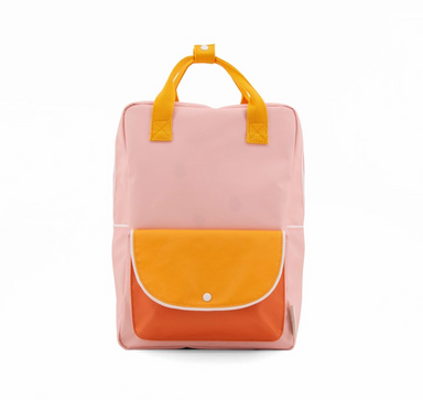 Sticky Lemon Wanderer Backpack on Design Life Kids
