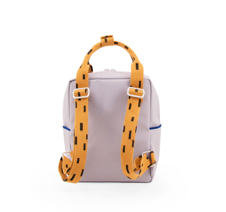 Sticky Lemon Sprinkles Backpack on Design Life Kids