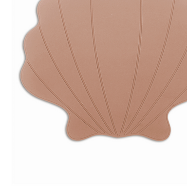 Studio Loco Seashell Placemat on Design Life Kids