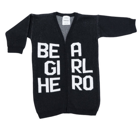Tressy Club Girl Hero Knit on DLK | designlifekids.com
