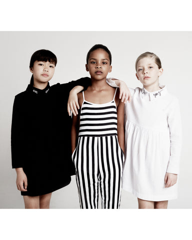 Tressy Club Girl Gang Dress on DLK | designlifekids.com