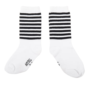 Tressy Club Striped Socks on DLK | designlifekids.com