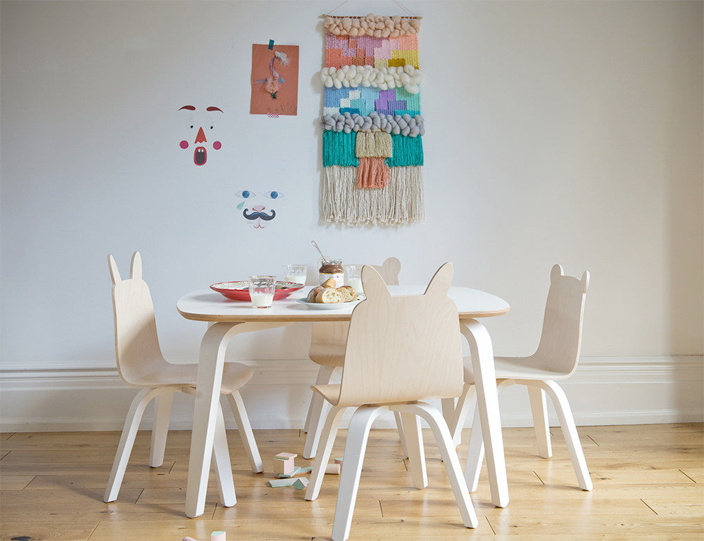Oeuf Play Chair Set on DLK