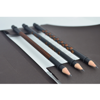 Tat Tat Laser Ornamental Pencil Set on Design Life Kids