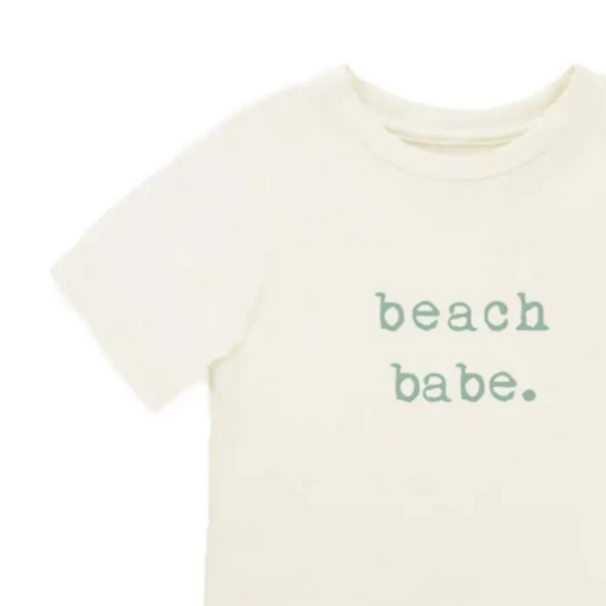 Tenth and Pine Beach Babe Shirt on Design Life Kids