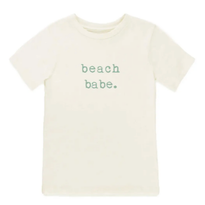 Tenth and Pine Beach Baby Shirt on Design Life Kids
