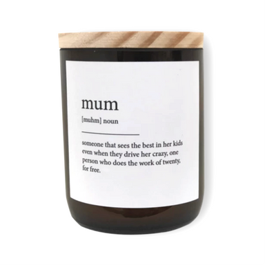 The Commonfolk Collective Mum Candle