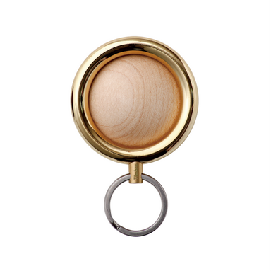 Timbre Wakka Wooden Key Ring on Design Life Kids