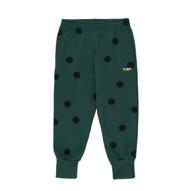 Tiny Cottons Big Dot Sweatpants on Design Life Kids