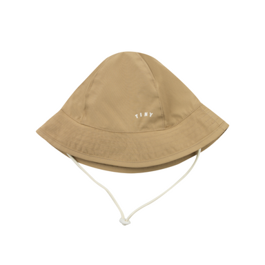 Tiny Solid Bucket Hat