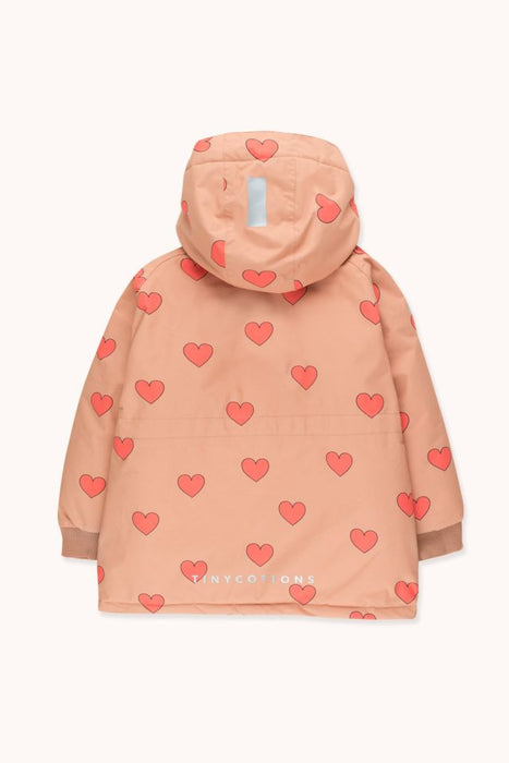 Hearts Snow Jacket