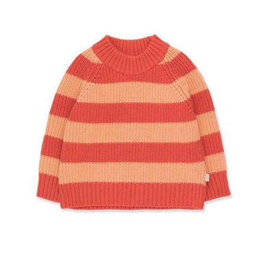 Tiny Cottons Stripes Sweater on Design Life Kids