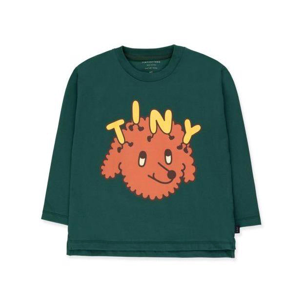 Tiny Cottons Tiny Dog Tee on Design Life Kids