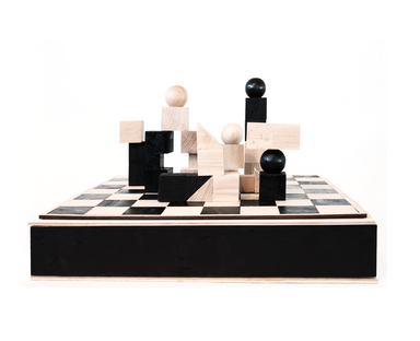Stories In Structures Kolekto Skak Chess Set on DLK | designlifekids.com