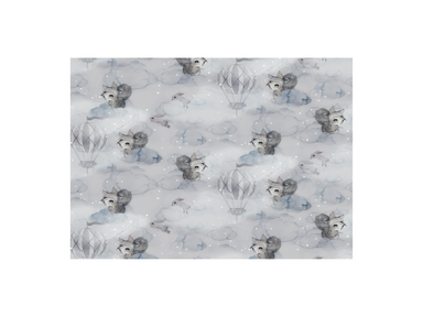 Oh Cloud Friends Sheet Set