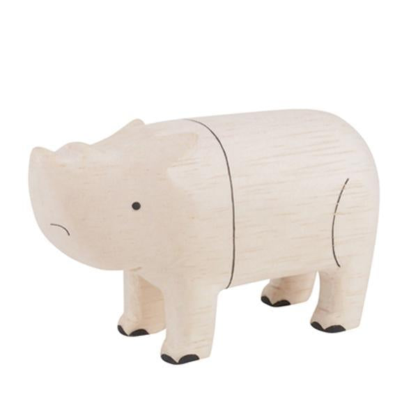 T-Lab PolePole Rhino Animals on DLK | designlifekids.com