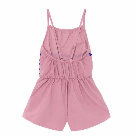 Bobo Choses Waves Woven Playsuit at Design Life Kids