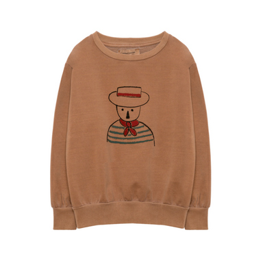 Weekend House Kids Gondolier Sweatshirt on Design Life Kids