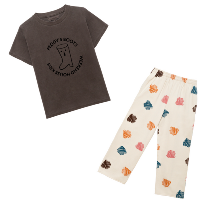 Weekend House Kids Peggy 1 Pant on Design Life Kids