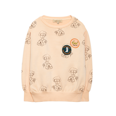 Weekend House Kids Peggy 3 Sweatshirt on Design Life Kids
