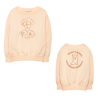 Weekend House Kids Peggy Sweatshirt on Design Life Kids