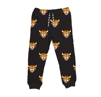 Whistle and Flute Tiger Pants on Design Life Kids