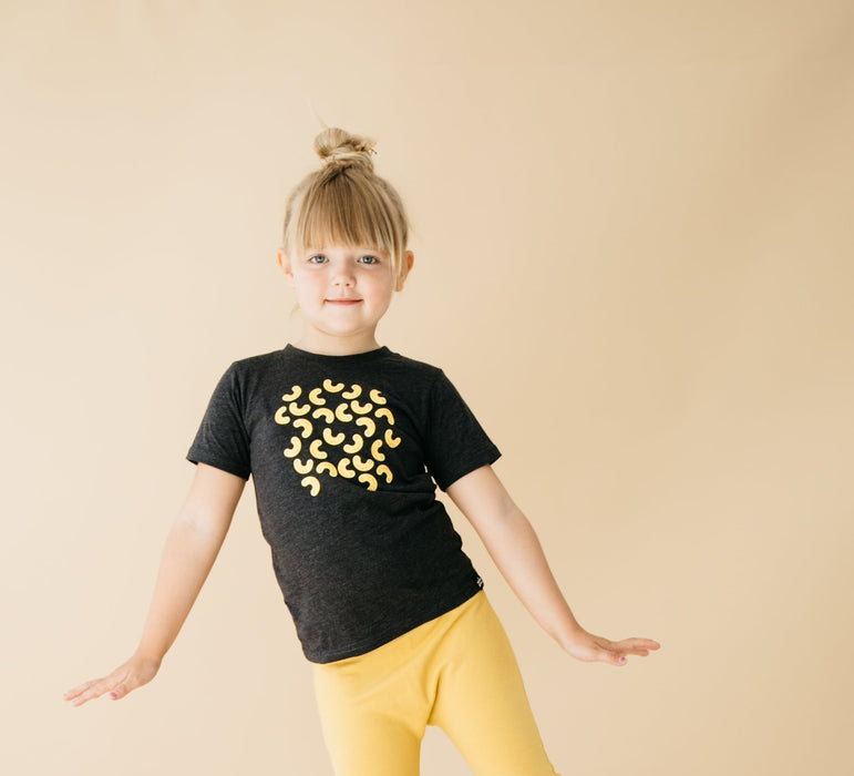 Whistle & Flute Macaroni and Cheese Tee on DLK | designlifekids.com
