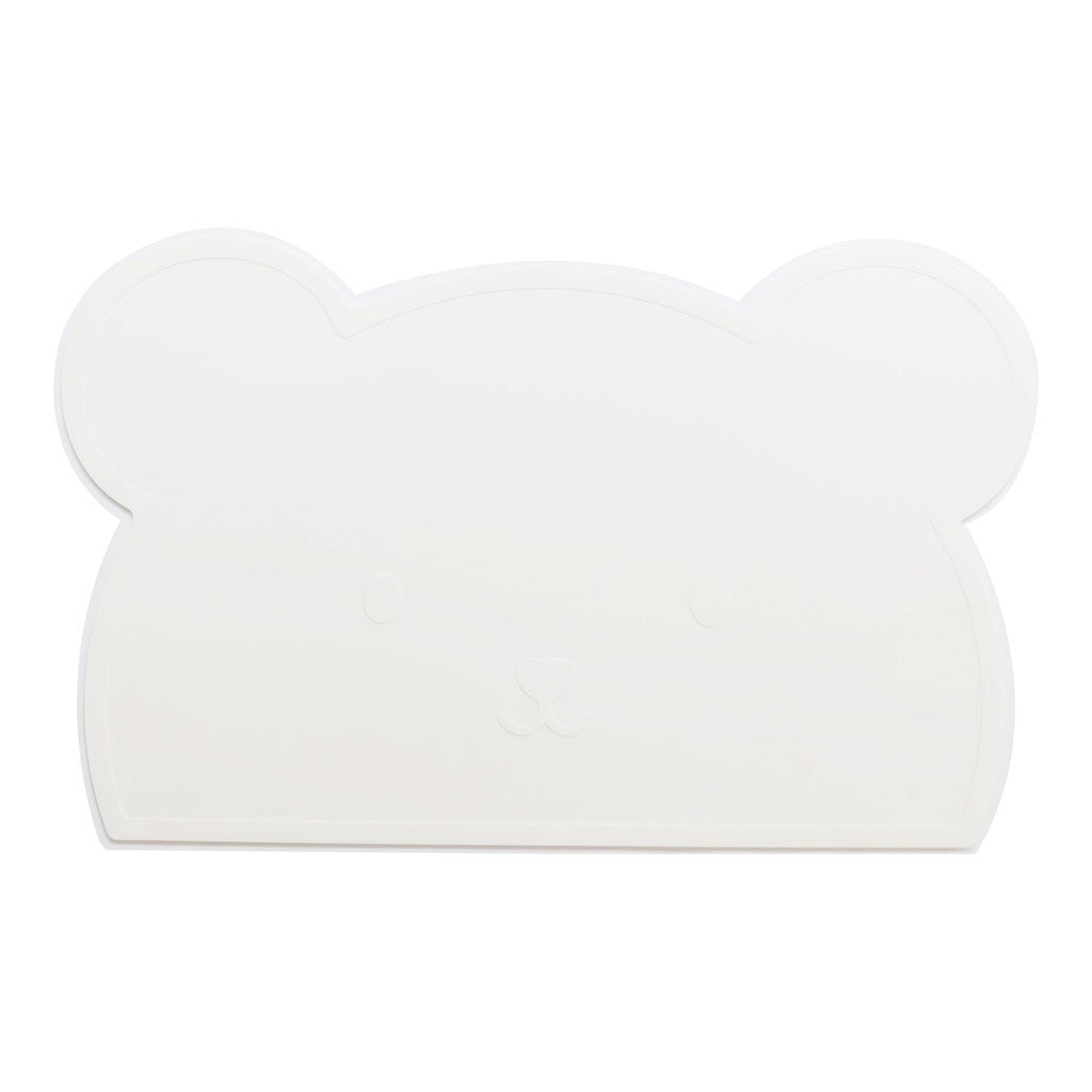 Oh Happy Fry Silicone Bear Placemat on DLK
