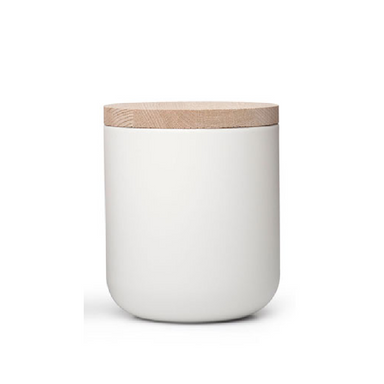 White Christmas Balsam Fir Candle on Design Life Kids