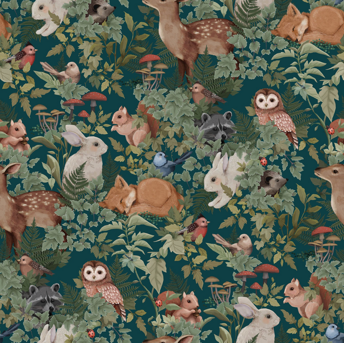 Jimmy Cricket Woodlands Wallpaper on DLK