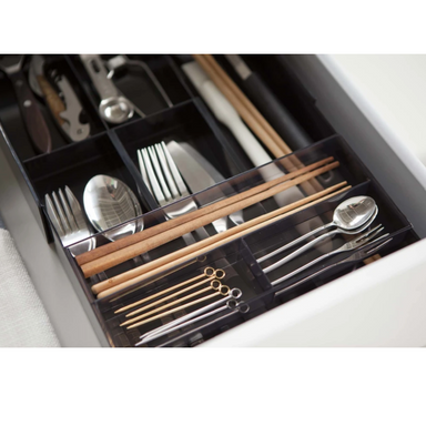 Yamazaki Tower Cutlery Drawer on Design Life Kids