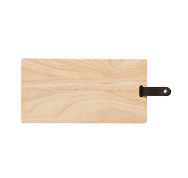 Yod and Co Loop Handle Cutting Board on Design Life KIds