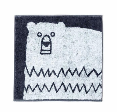 Morihata Animal Bear Washcloth Towel on DLK | designlifekids.com