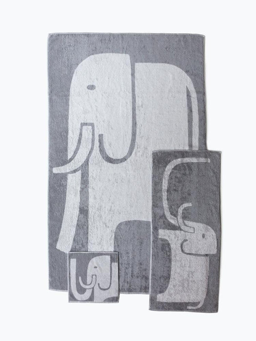 Morihata Animal Elephant Towel on DLK | designlifekids.com