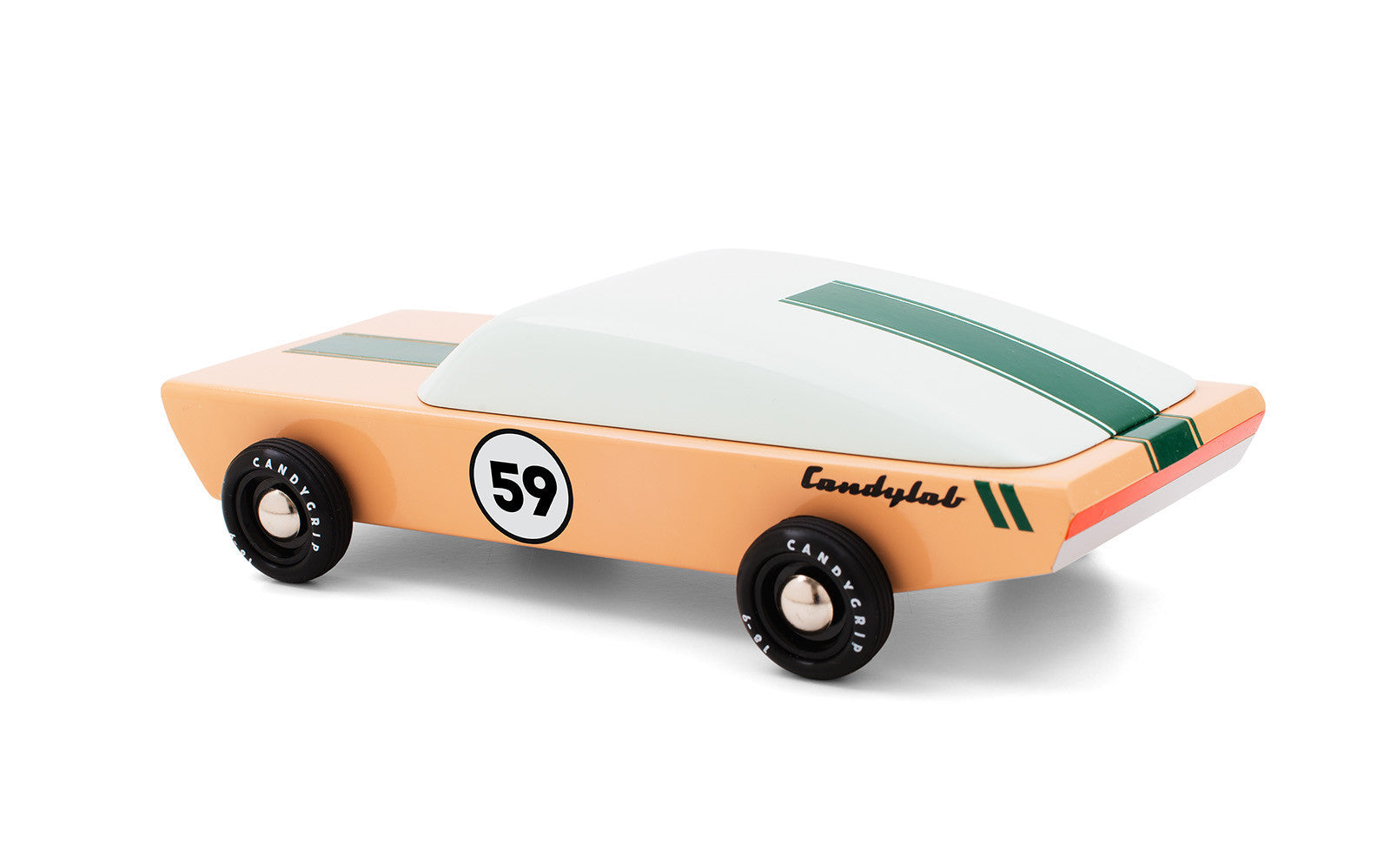 Candylab Ace Racer Wooden Toy Car on DLK