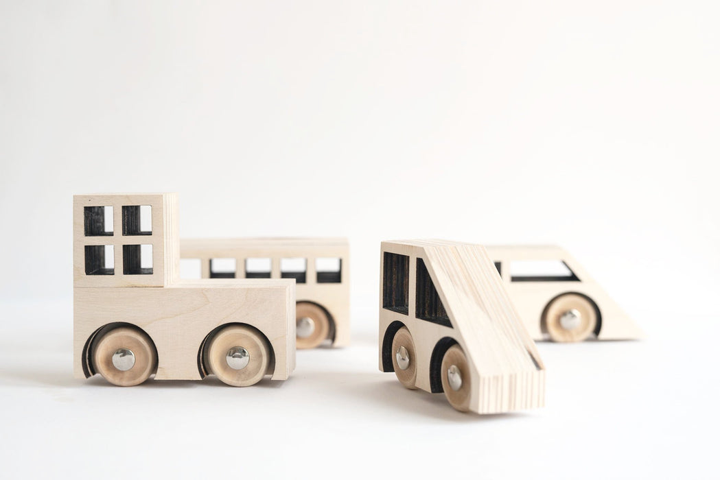 Stories In Structures Kolekto Auto on DLK | designlifekids.com