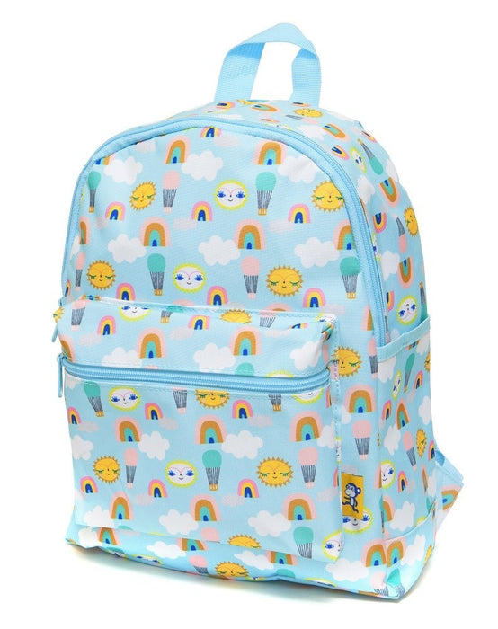 Petite Monkey Hot Air Balloon Backpack on DLK | designlifekids.com