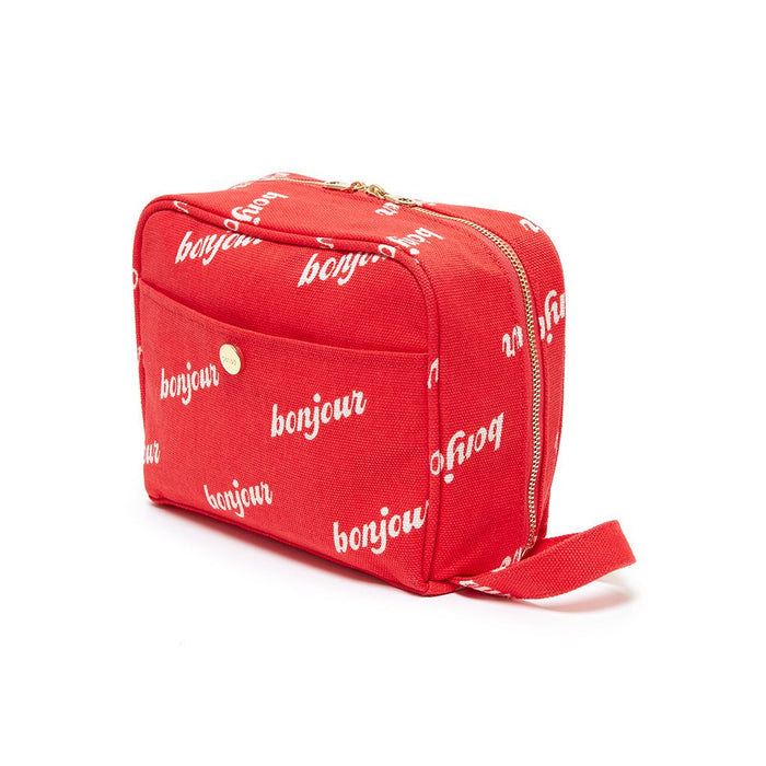 Bando Bonjour Toiletries Bag on DLK | designlifekids.com
