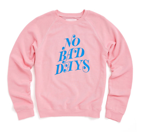 Bando No Bad Days Sweatshirt on DLK | designlifekids.com